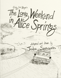 The Long Weekend in Alice Springs