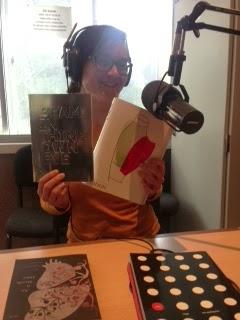 Nadine on bookshow