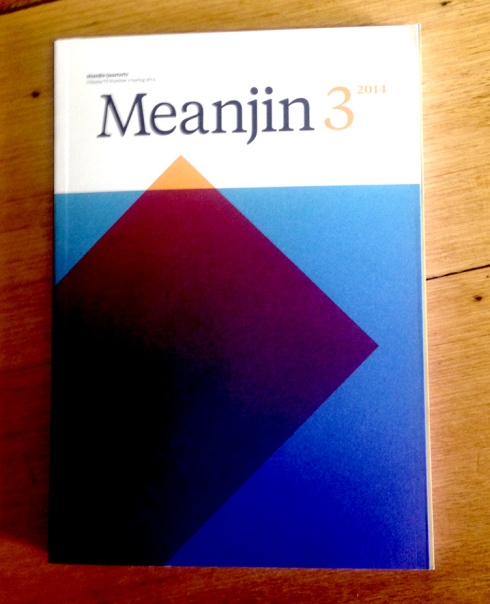 Meanjin 01